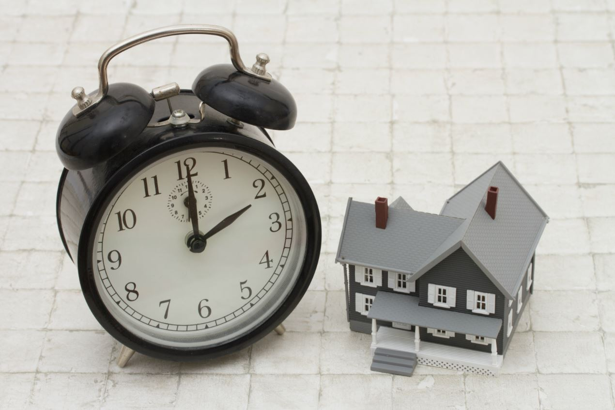 When is the best time to get a mortgage?